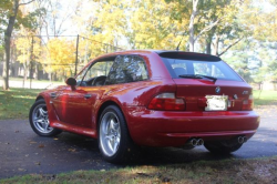 2000 Imola Red over Dark Gray in New Brunswick, NJ