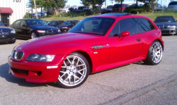2000 Imola Red over Imola Red in Greensboro, NC