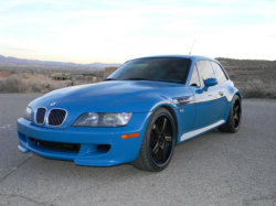 2001 Laguna Seca Blue over Laguna Seca Blue in Corrales, NM