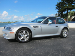 2001 Titanium Silver over Imola Red in Miami Beach, FL