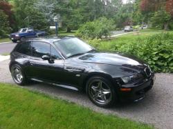 2002 Black Sapphire over Black in NJ
