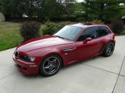 2002 Imola Red over Imola Red in Indianapolis, IN