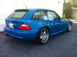 2002 Laguna Seca Blue over Dark Gray in Santa Clarita, CA