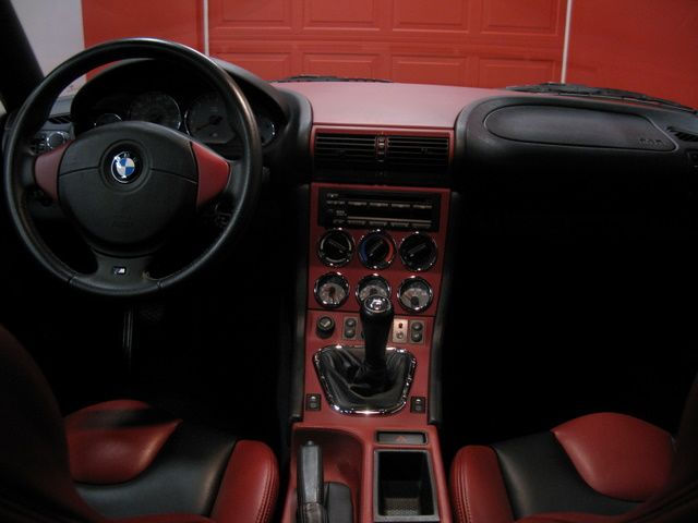 2002 M Coupe Interior