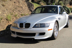 2002 Titanium Silver over Black in Oakland Hills, CA
