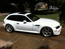 1999 Alpine White over Dark Beige in Tulsa, OK