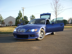 1999 Estoril Blue over Estoril Blue in Charlotte, NC