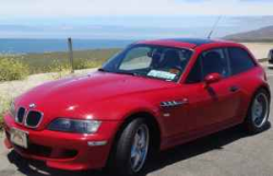 1999 Imola Red over Imola Red in San Diego