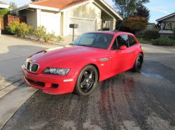 1999 Imola Red over Black in San Jose, CA