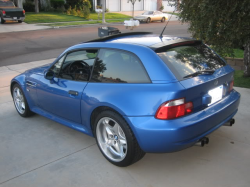 1999 Estoril Blue over Estoril Blue in Corona, CA