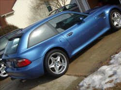 1999 Estoril Blue over Estoril Blue in N. Suffolk, VA