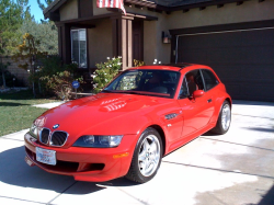 2000 Imola Red over Imola Red in Los Angeles, CA