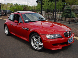 2000 Imola Red over Black in Eugene, OR