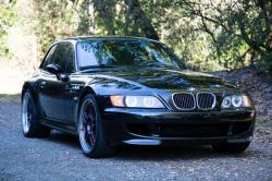 2001 Black Sapphire over Black in Palo Alto, CA